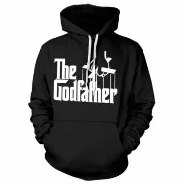 Godfather capuchon sweater