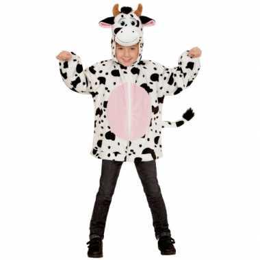Koeien verkleed vest kinderen