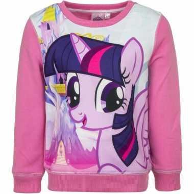 Roze my little pony sweater meisjes