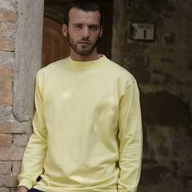Sweater open onderboord