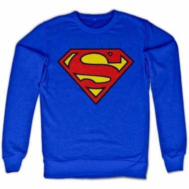 Sweater superman logo