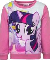 Roze my little pony sweater meisjes